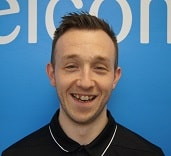 Liam Slater - Sports Massage Therapist